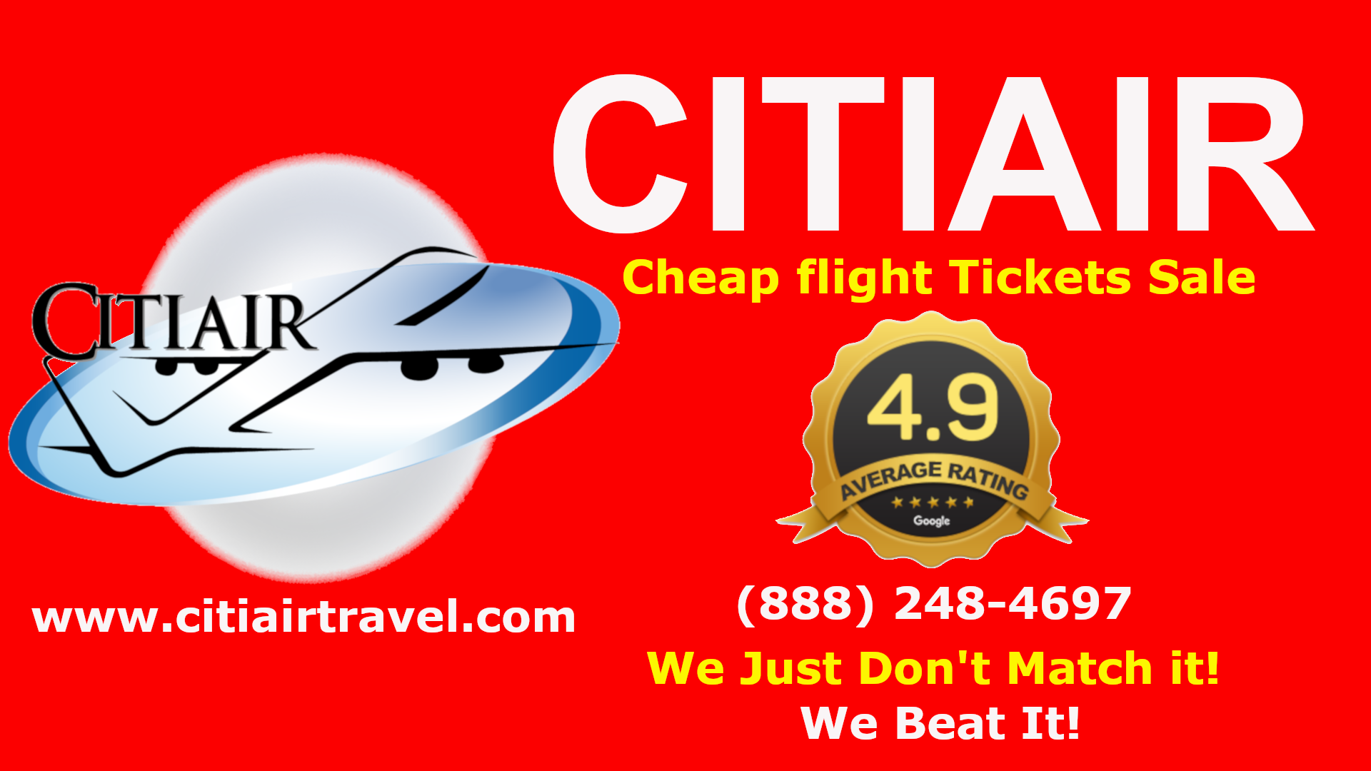 CitiairWebsite